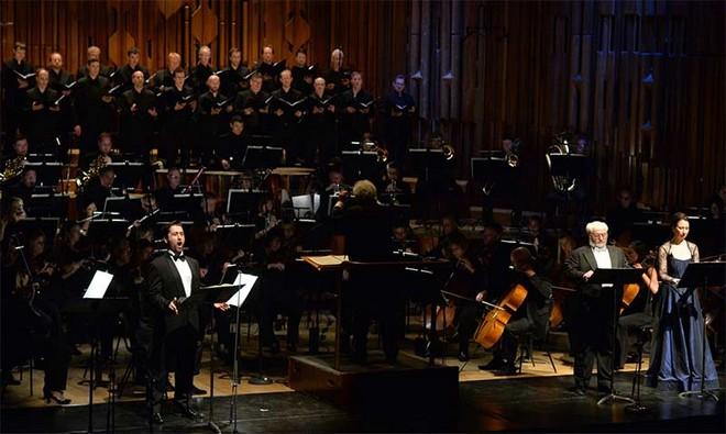 Bedřich Smetana: Dalibor - Barbican Hall Londýn 2015 (foto archiv)