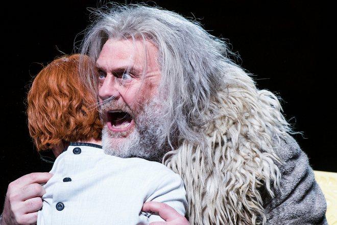 M.P.Musorgskij: Boris Godunov - Bryn Terfel (Boris) - Covent Garden 2016 (foto © Tristram Kenton)