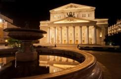 Moskevský Bolšoj těatr má 240 let