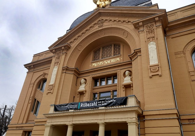 Theater Gera - Grosses Haus (foto Pavel Horník)