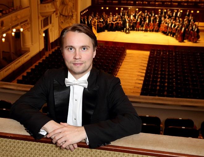 Symfonický orchestr hl. města Prahy FOK, Pietari Inkinen (foto FOK)