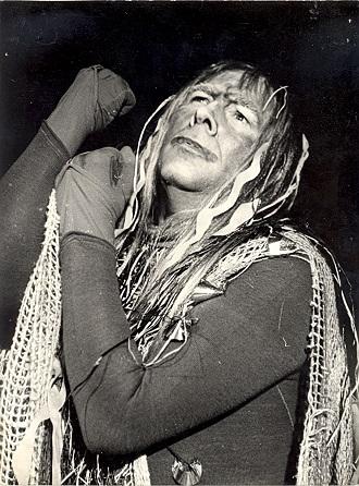 Ondrej Malachovský - Vodník v Rusalke, 1972 (foto Jozef Vavro)