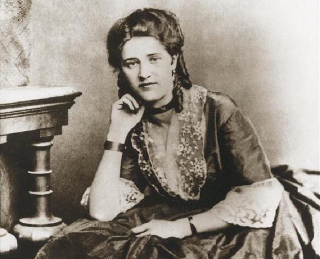 Betty Fibichová (foto archiv ND)