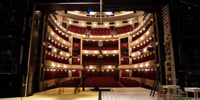 Burgtheater Vídeň (foto © Burgtheater / Reinhard Werner)