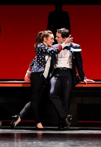 G.Bizet/R.Sčedrin: Carmen - Jarmila Dycková (Carmen), Richard Ševčík (Don José) - DJKT 2016 (foto DJKT)