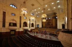 Koncertní sál na radnici (foto Pavel Horník)