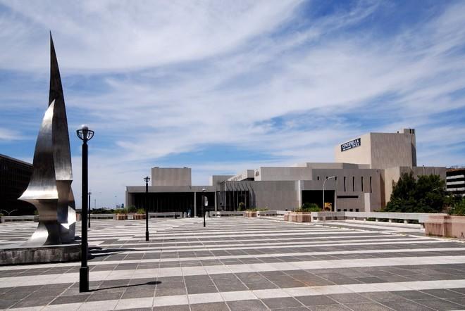 Artscape Kapské město (foto Pavel Horník)