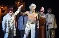 Krakonoš na operní scéně v Geře