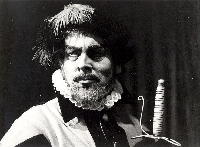 Ondrej Malachovský v Maškarnom bále (foto Jozef Vavro)