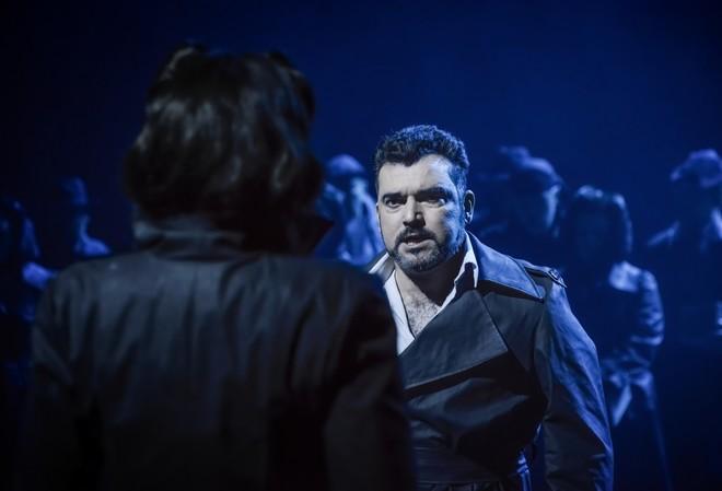 Georges Bizet: Carmen – Luciano Mastro (Don José) - ND Brno 2016 (foto Marek Olbrzymek)