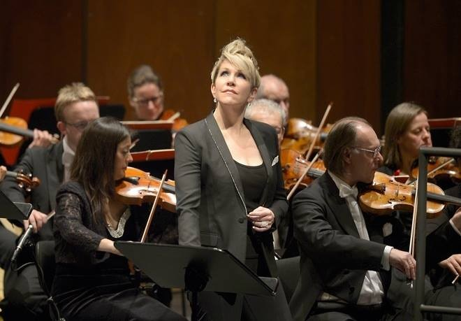Vincenzo Bellini: I Capuleti e i Montecchi - Joyce DiDonato - Deutsche Oper 2016 (foto © Bettina Stöss)