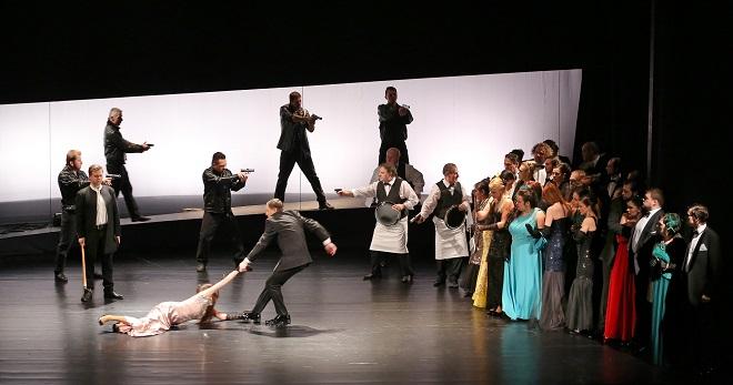 J.Cikker: Juro Jánošík - Štátna opera Banská Bystrica 2016 (foto Jozef Lomnický)