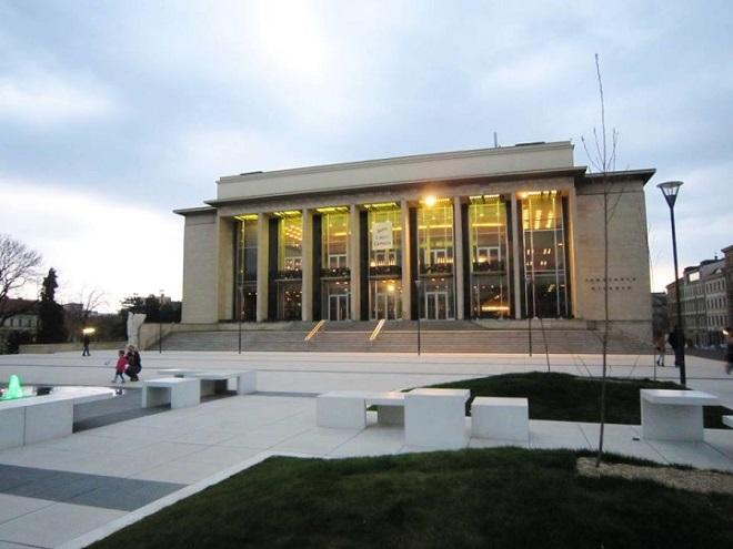 Janáčkovo divadlo (foto archiv)