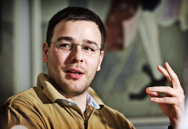 Andreas Scholl (foto Jens Dresling)