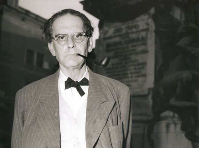 Otto Klemperer (foto archiv)