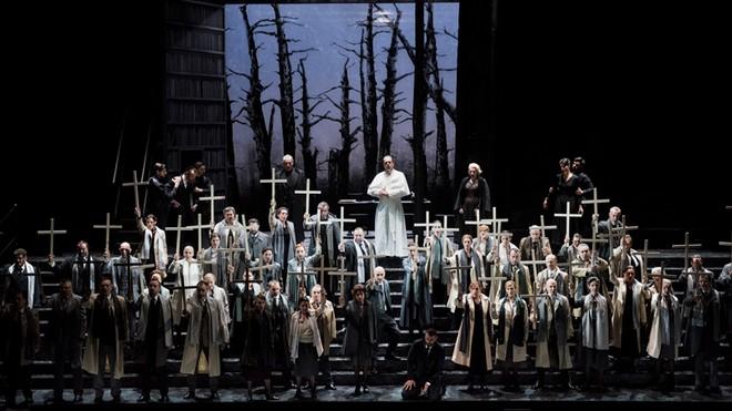 Jacques Fromental Halévy: La Juive - Opéra de Lyon 2016 (foto © Stofleth)