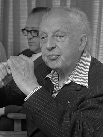 Leopold Stokowski (foto archiv)