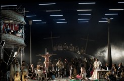 Bohuslav Martinů: Die Griechische Passion - Oper Graz 2016 (foto © Werner Kmetitsch)