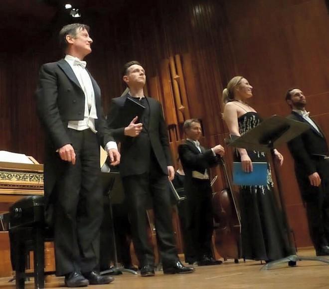 Georg Friedrich Händel: Orlando - Barbican Hall Londýn 2016 (foto FB Iestyna Daviese)