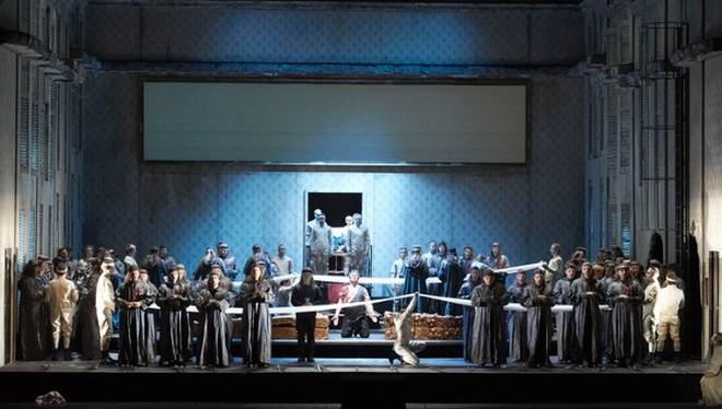 Richard Wagner: Parsifal - Wiener Staatsoper 2016 (foto Wiener Staatsoper)