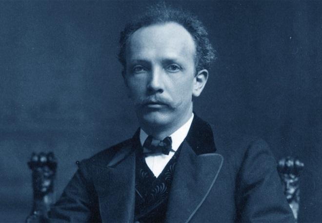 Richard Strauss (foto archiv)