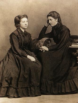 Sestry Hanušovy (foto fibich.cz)