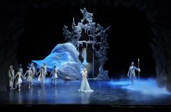 Ledová krása Sněhové královny