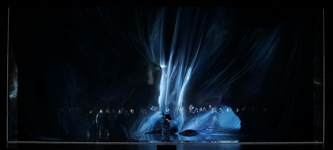 Giuseppe Verdi: Otello - Sofia Pintzou (Un angelo) - Osterfestspiele Salzburg 2016 (foto © Foster)