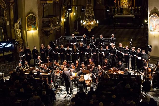 Velikonoční festival duchovní hudby Brno - Snímání z kříže - Brno 21.3.2016 (foto Petr Francán)