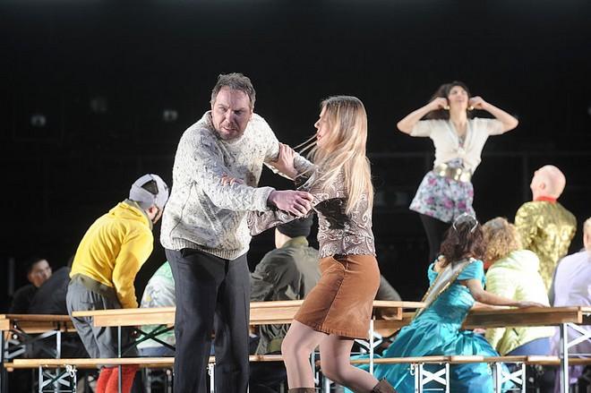 Manfred Gurlitt: Wozzeck - Stadttheater Bremerhaven 2016 (foto Stadttheater Bremerhaven)