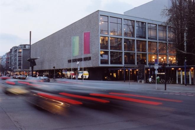Deutsche Oper Berlin (foto archiv)