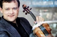 Frank Peter Zimmermann miluje Dvořáka, tentokrát ale v Praze zahraje Bartóka