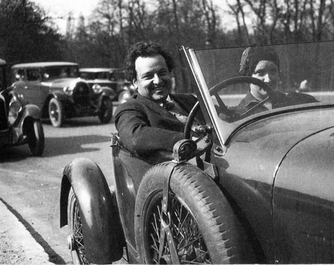 Arthur Honegger (foto archiv)