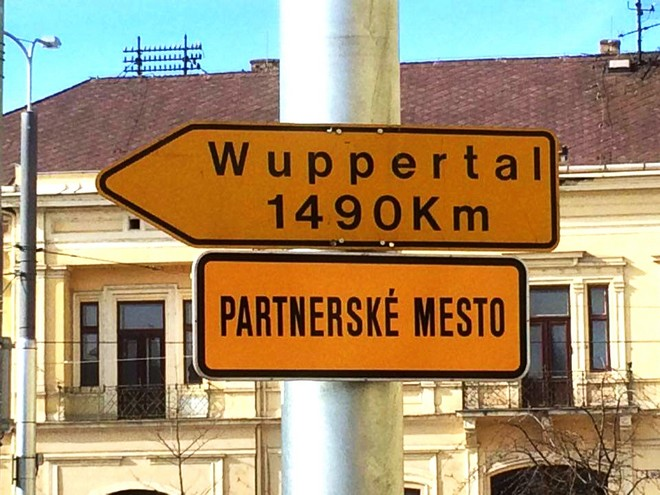 Wuppertal 1490 Km (foto Pavol Juráš)