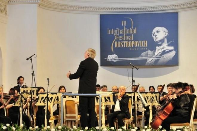 Mstislav Rostropovich International Festival (foto archiv autora)