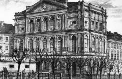 Doba trpkého hmotného strádání divadla bývala zlatou dobou jeho umělecké vyspělosti
