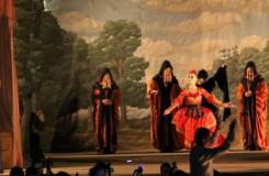 Cesty za jevištním tancem v operách 17. a 18. století (2)