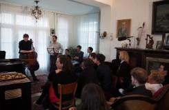 Upřímnost domácího muzicírování