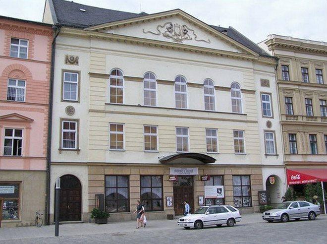 Moravské divadlo Olomouc (foto archiv)