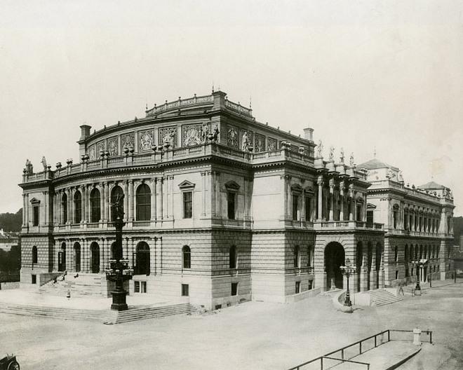 Rudolfinum (foto archiv)