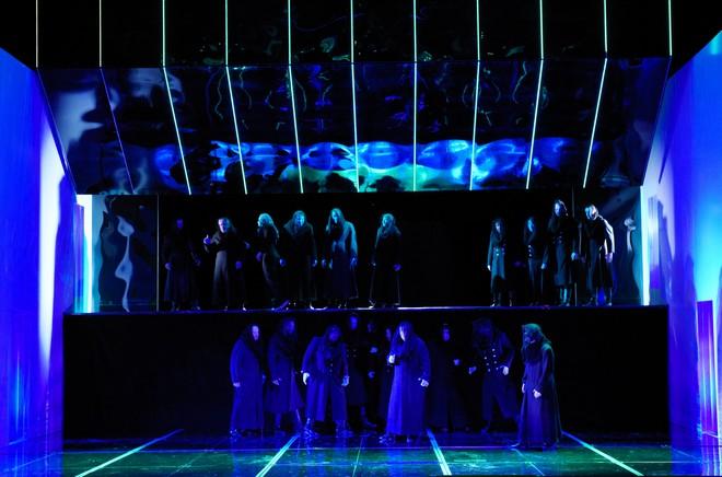 Giuseppe Verdi: Macbeth - DJKT Plzeň 2016 (foto DJKT Plzeň)