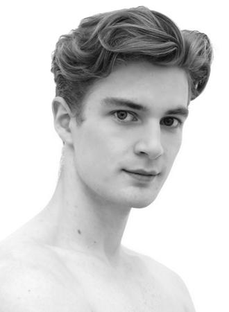 Dominic James Ballard (foto archív tanečníka)