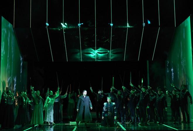 Giuseppe Verdi: Macbeth - DJKT Plzeň 2016 (foto Pavel Křivánek)