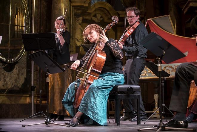 Barokní podvečery - Collegium Marianum - Hana Fleková - 14.4.2016 (foto Petra Hajská)