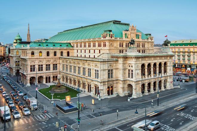 Wiener Staatsoper (foto archiv)