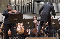 Gustav Mahler Jugendorchester, David Afkham a Frank Peter Zimmermann
