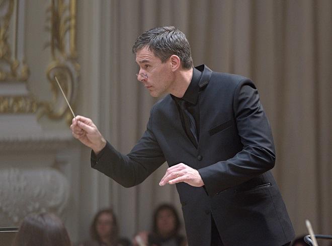 Slovenská filharmónia - Charles Olivieri-Munroe - Bratislava 28.4. 2016 (foto © Jan Lukáš)