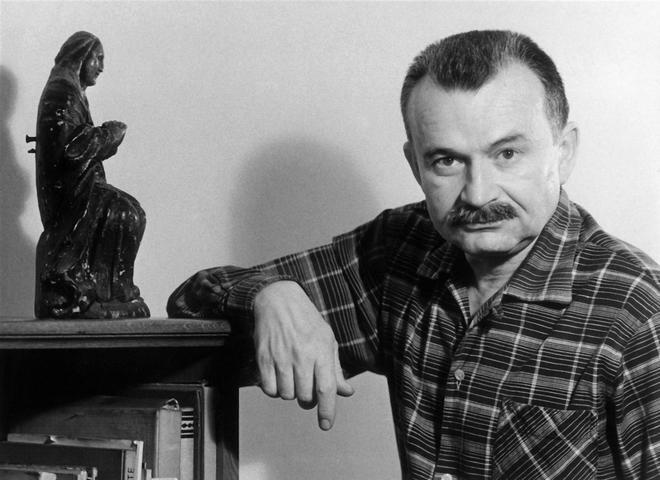 Alfréd Radok (foto archiv)