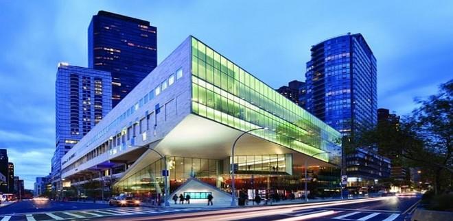 The Juilliard School (foto John Cooper)