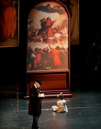 Richard Wagner: Die Meistersinger von Nürnberg - Theater Chemnitz 2016 (foto Pavel Horník)